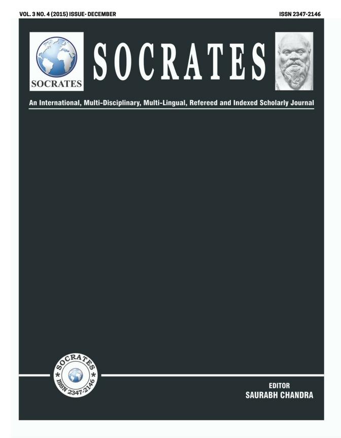 Vol 3 No 4 (2015): Issue - December